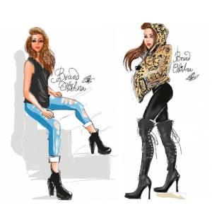 Art for Caroline Renae